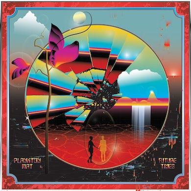 Future Times - Translucent Red LP Vinyl