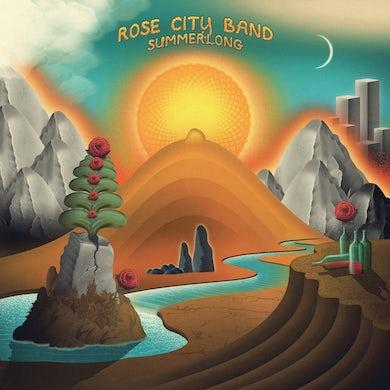 Rose City Band / Summerlong - Buttercup LP Vinyl