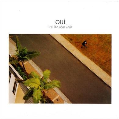 The Sea and Cake / Oui - Yellow/White LP Vinyl