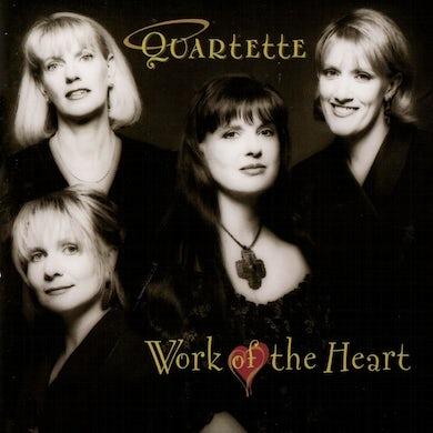 Quartette / Work of the Heart - CD