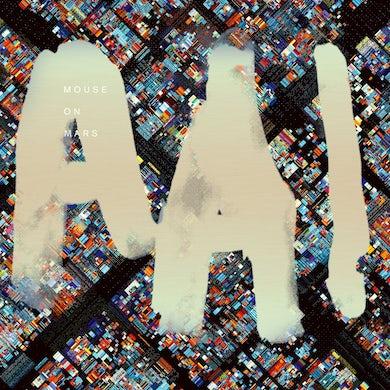Mouse on Mars / AAI - Grey 2LP Vinyl