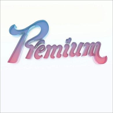 Sam Evian / Premium - Clear LP Vinyl
