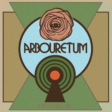 Arbouretum / Let It All in - Lite Blue LP Vinyl