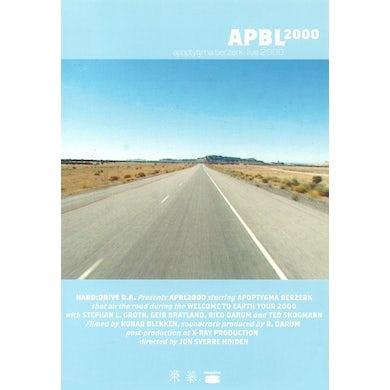 Apoptygma Berzerk / APBL2000 - DVD