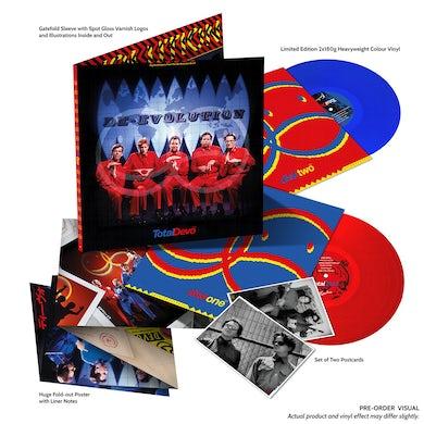 Devo / Total Devo - Red & Blue 2LP Vinyl