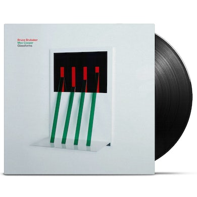 & Max Cooper / Glassforms - 2LP Vinyl