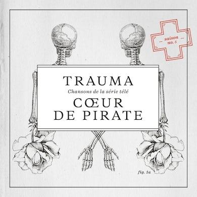 Coeur de pirate / Trauma - Chansons de la série télé (Saison No. 5) - CD