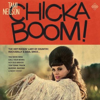 CHICKABOOM! - Buttercream LP Vinyl