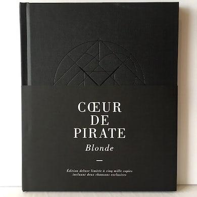 Coeur de pirate / Blonde (Édition Deluxe) - Livre + CD