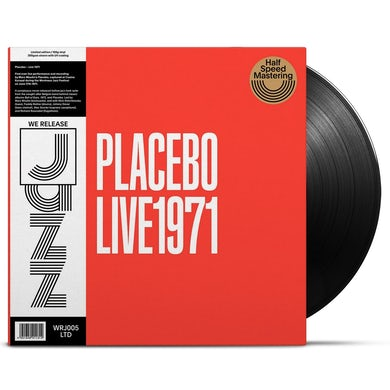 (Marc Moulin) / Live 1971 - LP Vinyl