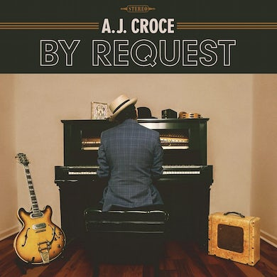A.J. Croce / By Request - CD