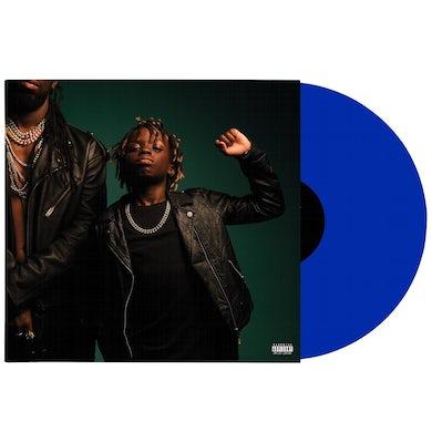 Neptune Terminus - LP Vinyl Bleu