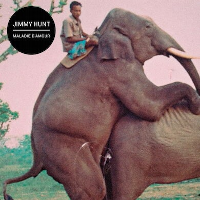 Jimmy Hunt / Maladie d'amour - CD