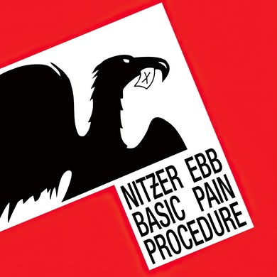 Nitzer Ebb / Basic Pain Procedure - Color LP Vinyl