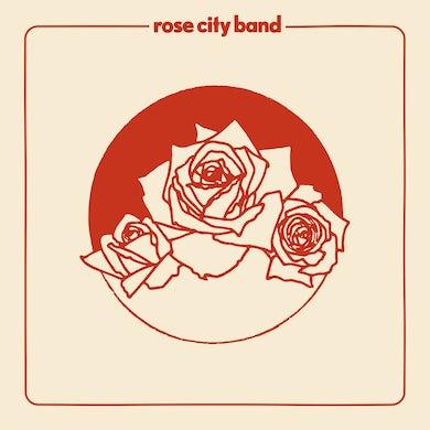 Rose City Band / Rose City Band - Clear LP Vinyl