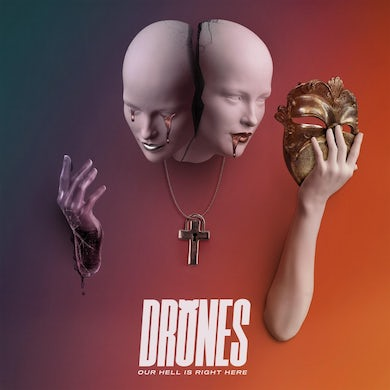 Drones / Our Hell Is Right Here - LP Vinyl