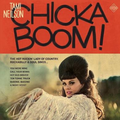 CHICKABOOM! - Crystal Ball Clear LP Vinyl