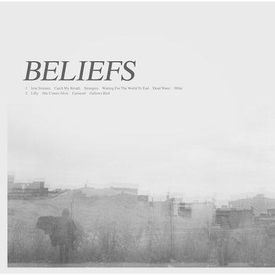 Beliefs - Clear & Smokey LP Vinyl