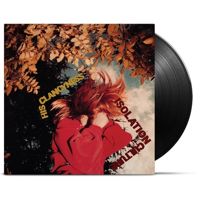 Isolation Culture - LP Vinyl
