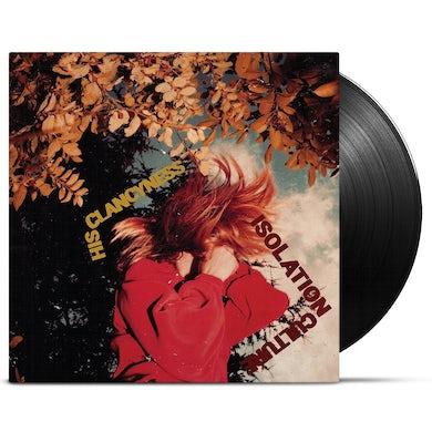 His Clancyness / Isolation Culture - LP Vinyl