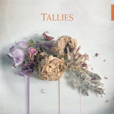 Tallies - Light Blue in Clear LP Vinyl