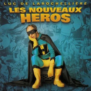 Les nouveaux héros - CD