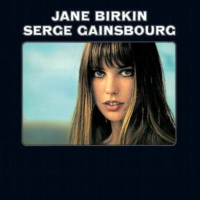 Jane Birkin & Serge Gainsbourg / Je t'aime... moi non plus - LP Vinyl