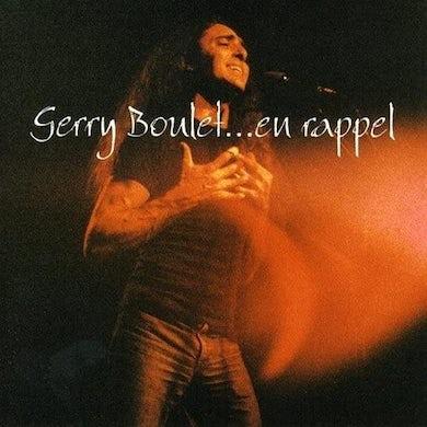 Gerry Boulet / En rappel - CD