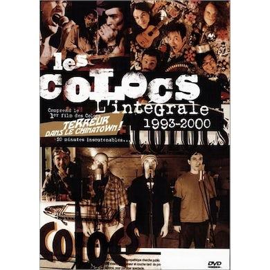 Les Colocs : L'intégrale 1993-2000 - DVD