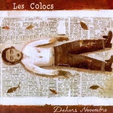 Les Colocs / Dehors novembre - CD