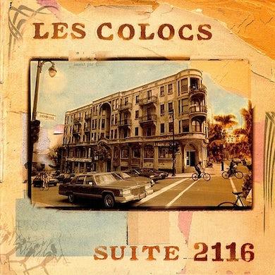 Les Colocs / Suite 2116 - CD