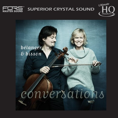 Anne Bisson & Vincent Bélanger / Conversations - UHQCD