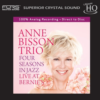 Anne Bisson / Four Seasons In Jazz - Live At Bernie's - UHQCD