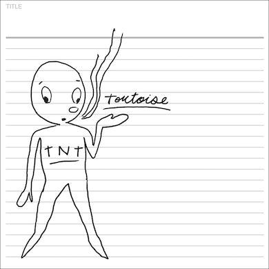Tortoise / TNT (Reissue) - Clear w/ White 2LP Vinyl