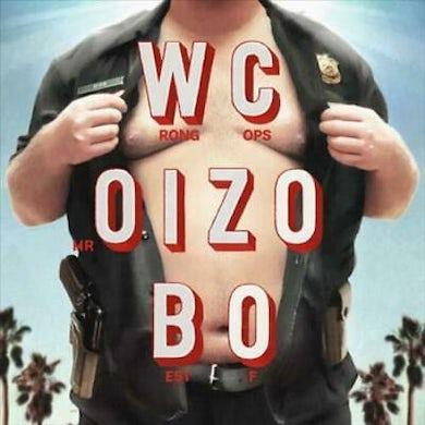 Wrong Cops - CD