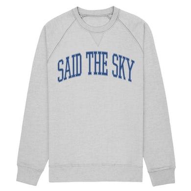 STS Collegiate Drop Shoulder Sweater