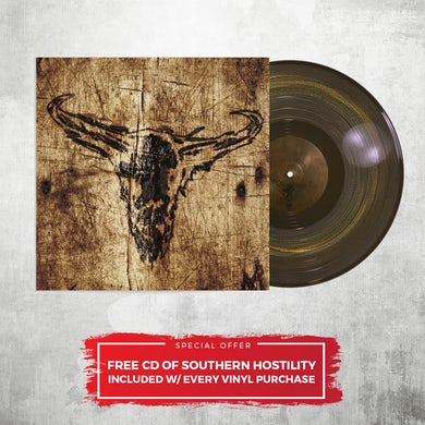 20 Remaining | Southern Hostility | Vinyl w/FREE CD