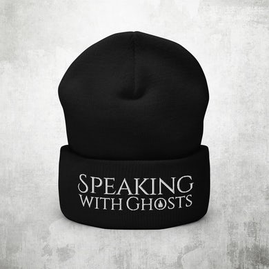 Speaking With Ghosts| Cuffed Beanie