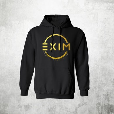 Exist Immortal   Logo Pull Over Hoodie