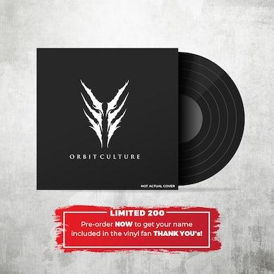 "SOLD OUT! Orbit Culture - Shaman 12"" *PRE-ORDER* - NAMES (Vinyl)"