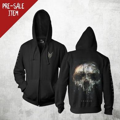 Shaman zip-up hoodie *PRE-ORDER*