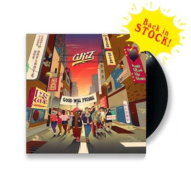 GRiZ Good Will Prevail Vinyl LP - 2 Disk Set