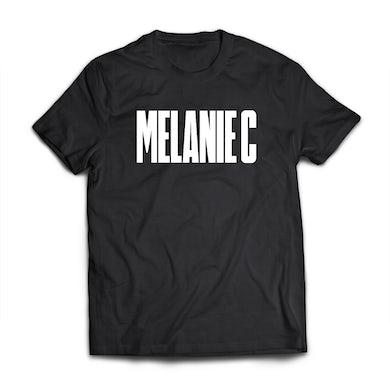 Melanie C (Black/White T-shirt)