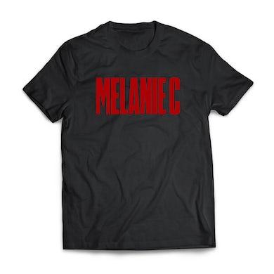 Melanie C (Black/Red T-shirt)