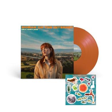 Woman on the Internet | Orange Vinyl