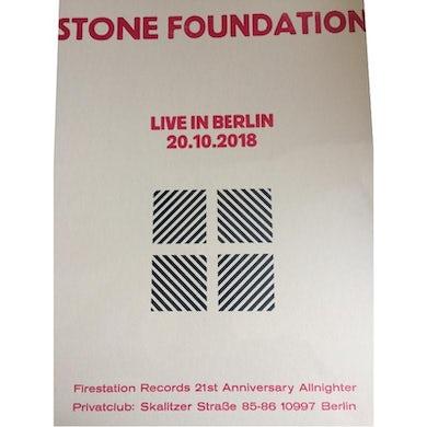 Stone Foundation Berlin Letterpress Prints