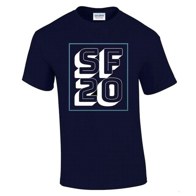 Stone Foundation SF20 (Navy Blue T Shirt)