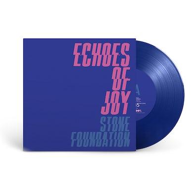 """Echoes of Joy (7"""" Blue Vinyl)"""