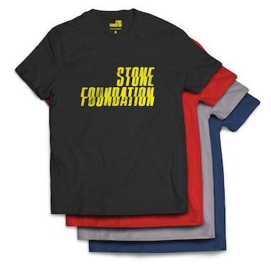 Stone Foundation Logo T-shirt