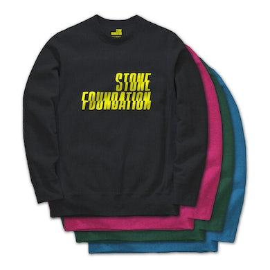 Stone Foundation Logo Sweatshirt